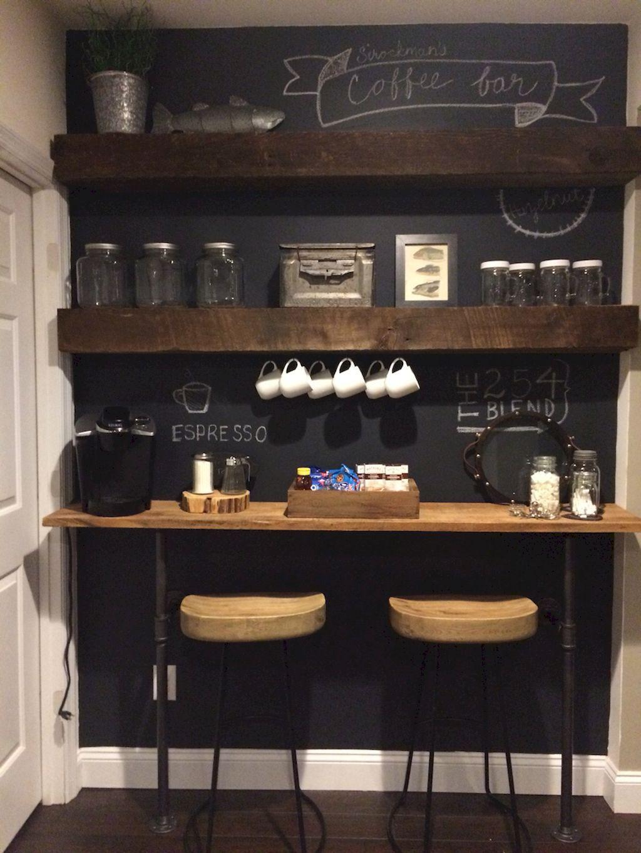 มุมกาแฟในบ้าน