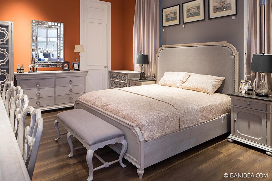ห้องนอนสไตล์อเมริกัน