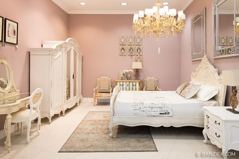 ห้องนอนสีกะปิ