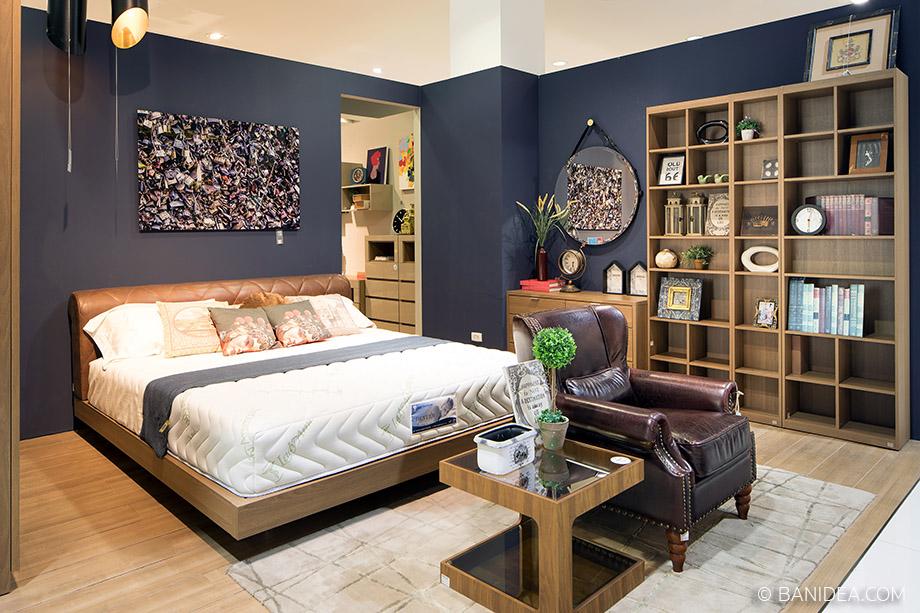 แบบห้องนอนสวย ๆ สไตล์โมเดิร์น