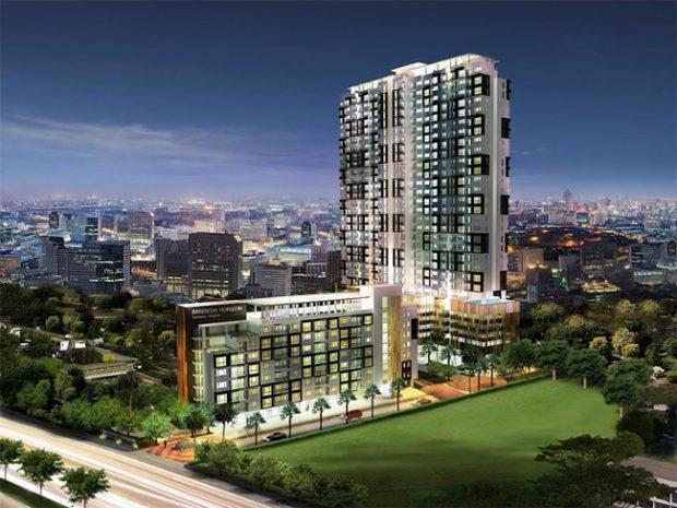 cmc pantip – โครงการ Bangkok Horizon รัชดา ท่าพระ