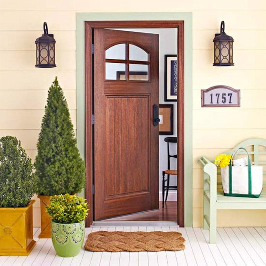 ประตูบ้าน เปิดเข้า ดีต่อฮวงจุ้ย