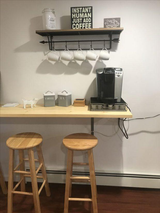 Home-coffee-bar