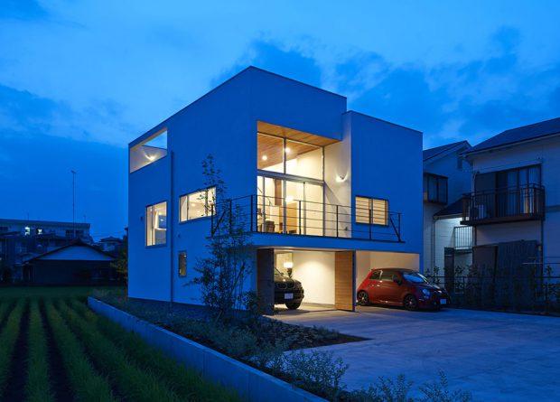 บ้าน Modern-Minimal
