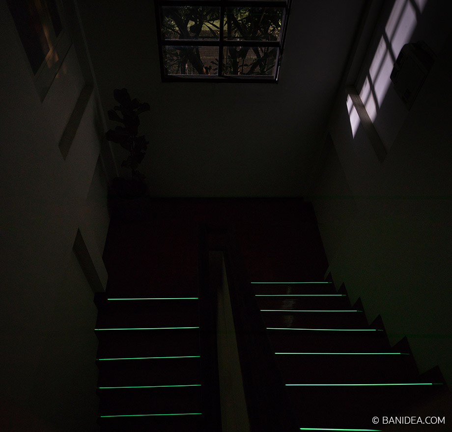 Step Stopper จระเข้ กันลื่น เรืองแสง