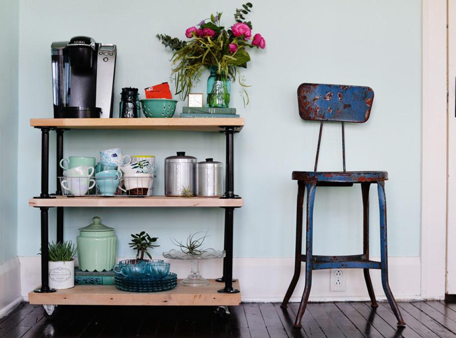 มุมกาแฟเล็ก ๆ ในบ้าน
