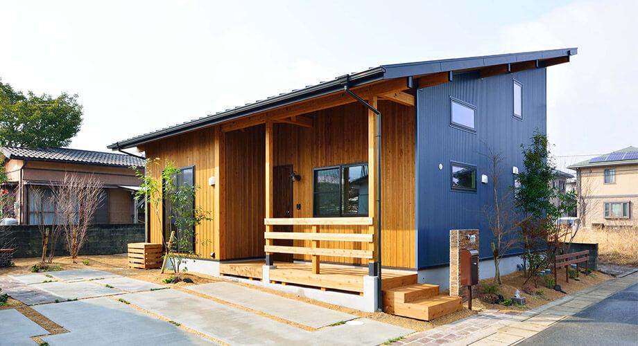 บ้านโมเดิร์นสไตล์ญี่ปุ่น