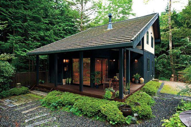บ้านพักสไตล์ญี่ปุ่น