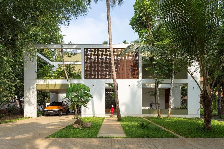 บ้านสไตล์ Tropical Modern