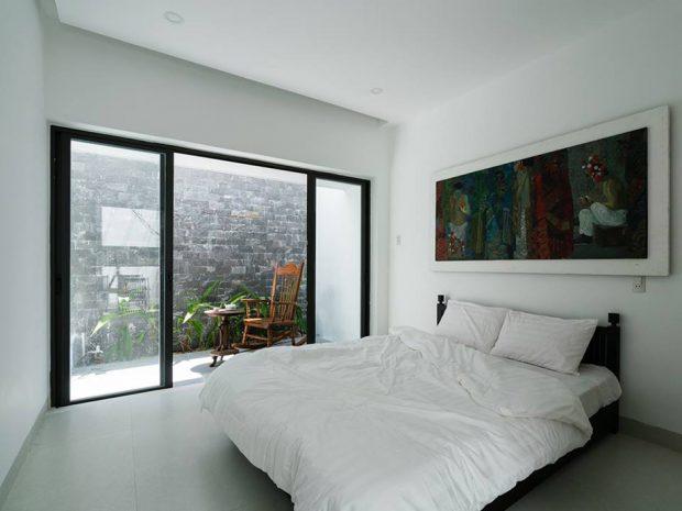 ออกแบบห้องนอนให้รับแสง