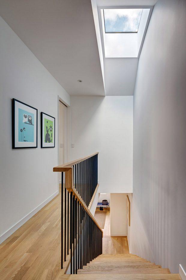 หลังคา Sky Light รับแสงในบ้าน