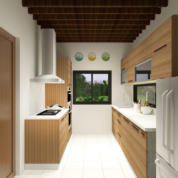 ฮวงจุ้ยห้องครัวที่ดี