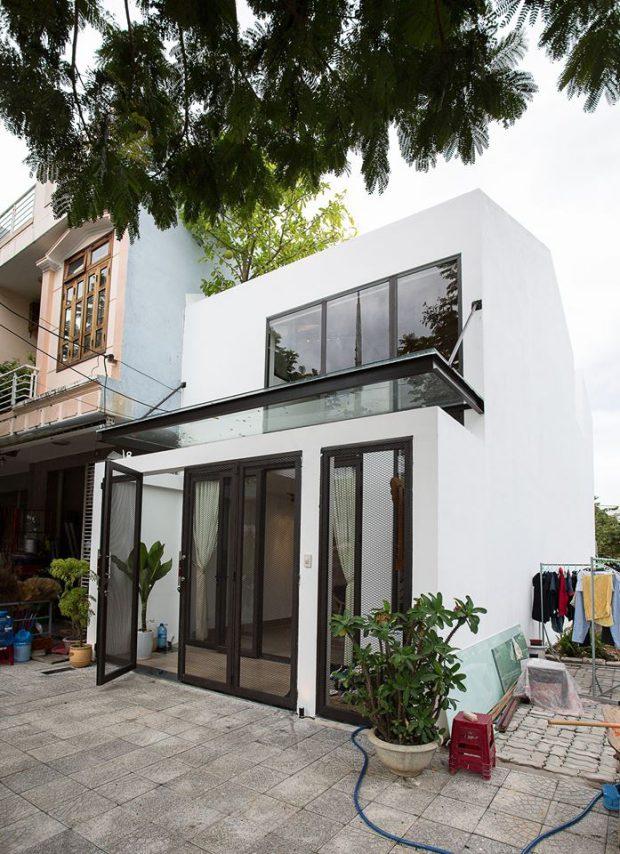 บ้านสไตล์มินิมอลในเวียดนาม