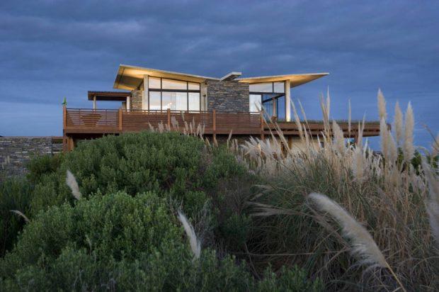 บ้านตากอากาศริมทะเล