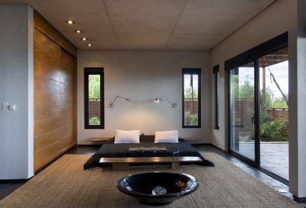 ห้องนอน modern-tropical
