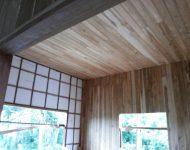 ฉนวนกันความร้อนบนผนังและเพดาน