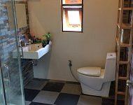 ช่องเปิดในห้องน้ำ