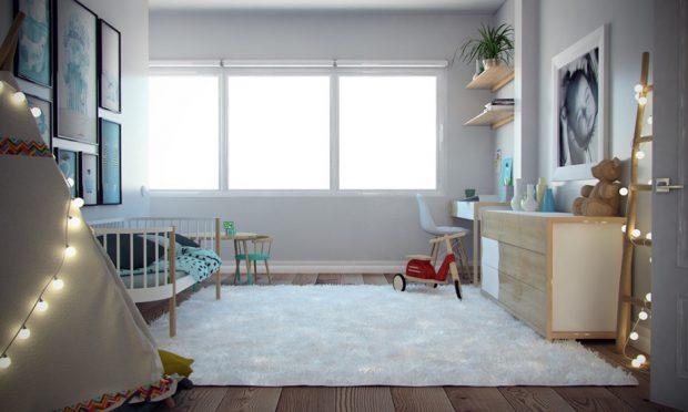ห้องเด็กสีฟ้า-ขาว
