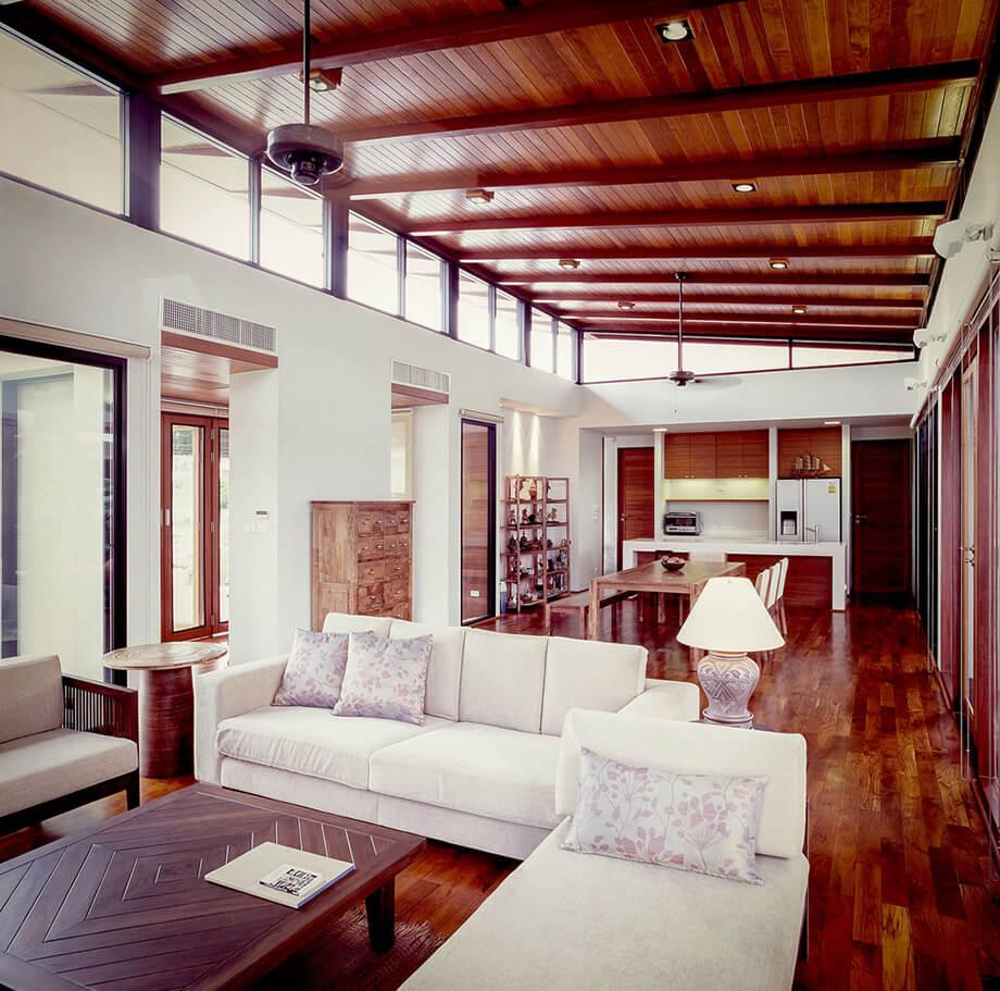 บ้าน modern tropical