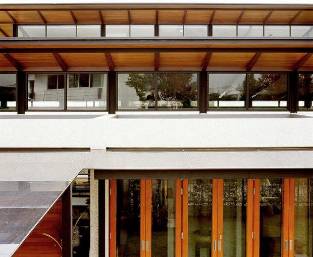 บ้านไม้ modern tropical