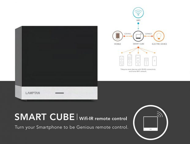 smart cube Lamptan