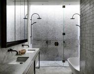 ห้องอาบน้ำสไตล์โมเดิร์น