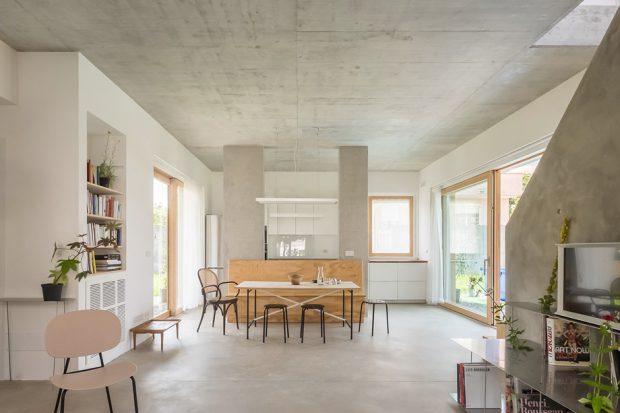 ห้องทานอาหารและครัว