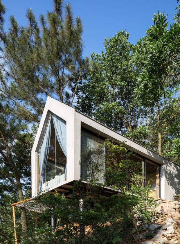 Forest-House บ้านพักกลางทิวป่า