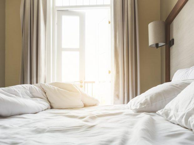 วิธีกำจัดไรฝุ่นในห้องนอน