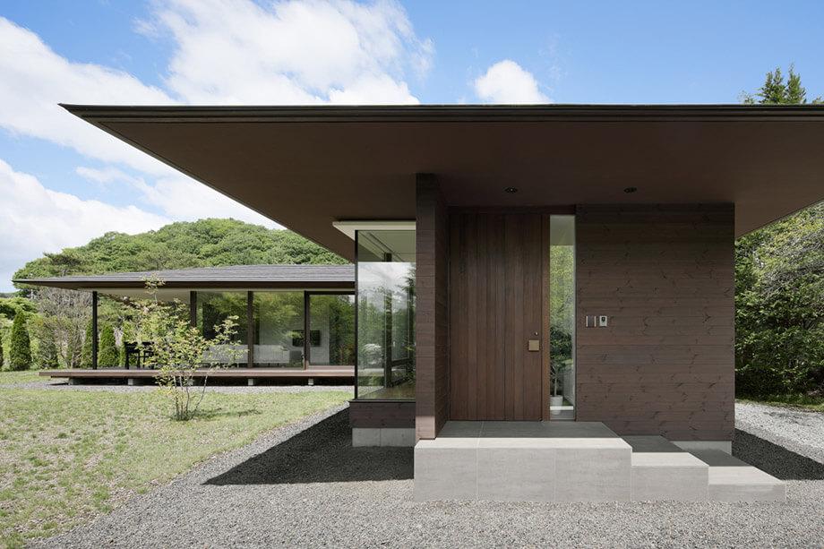ประตูบ้านจากญี่ปุ่น