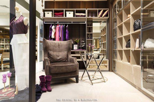 walk-in-Closet สวยๆ