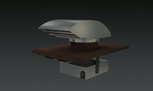 SRTV Solar Roof Tile