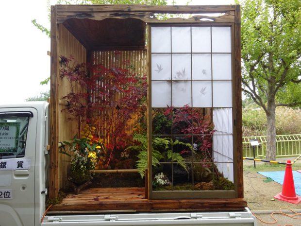 สวนญี่ปุ่นขนาดเล็ก