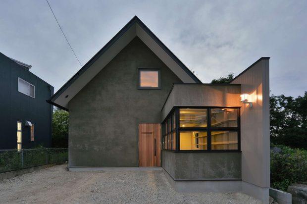 บ้านคอนกรีตมินิมอล