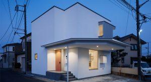 บ้านญีุ่่ปุ่นสไตล์มินิมอล
