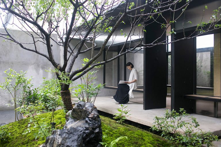 tea-house บ้านกลางสวน