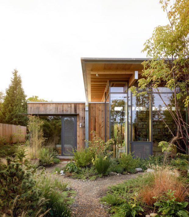 บ้าน net-zero-energy