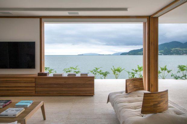 ห้องพักมองเห็นวิวทะเล