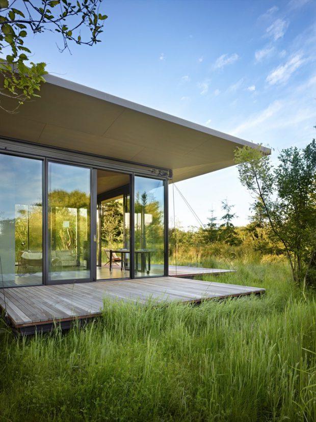 บ้านเล็ก ๆ กลางธรรมชาติ