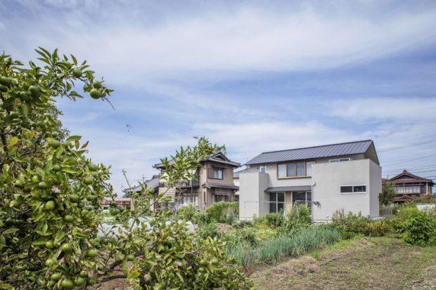 บ้านสไตล์มินิมอลในญี่ปุ่น