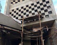 บ้านฟาซาดอิฐช่องลม