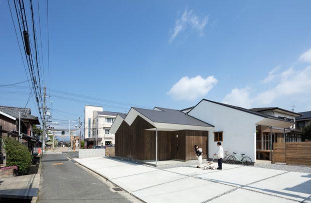 บ้านมินิมอลในญี่ปุ่น