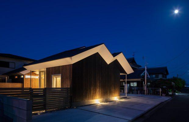 บ้านโมเดิร์นมินิมอลในญี่ปุ่น
