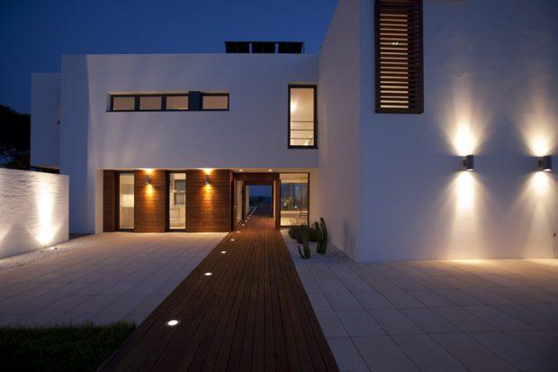 จัดแสงไฟในบ้านสวย ๆ