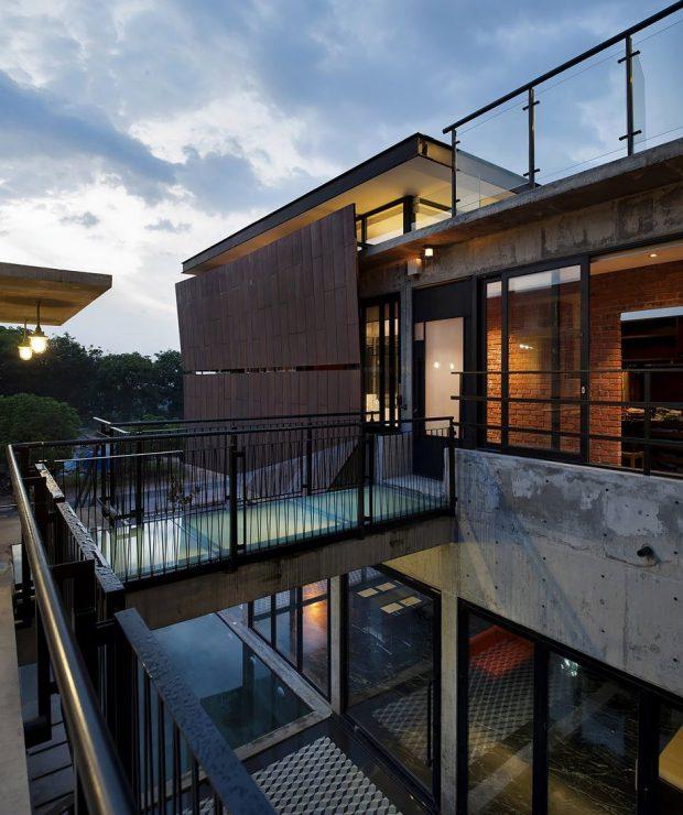 บ้านสไตล์ Tropical