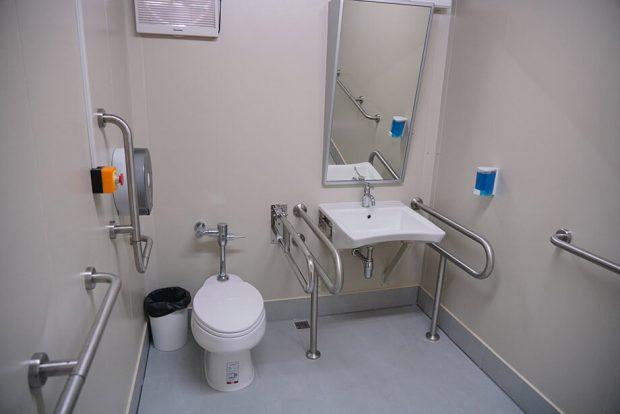 ห้องน้ำผู้สูงอายุ