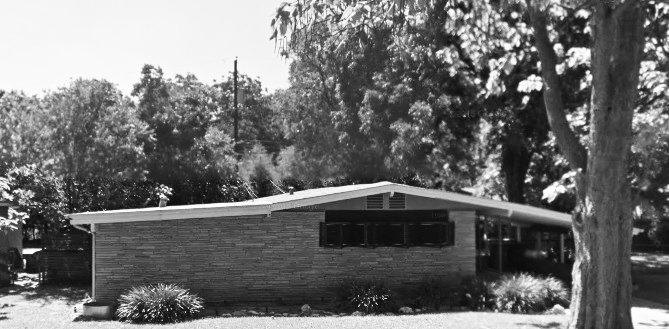 บ้าน mid century ก่อนปรับปรุง