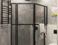 ห้องน้ำConcrete-Loft