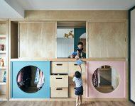 ห้องเด็กเล่นในบ้าน
