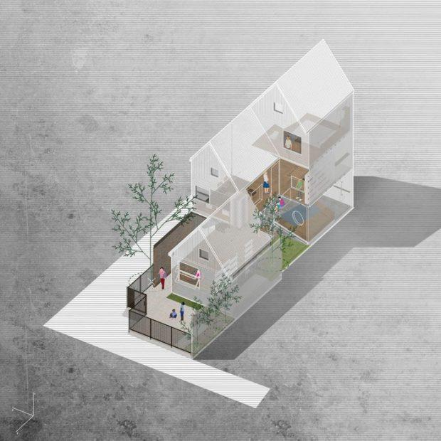 ภาพบ้าน 3D